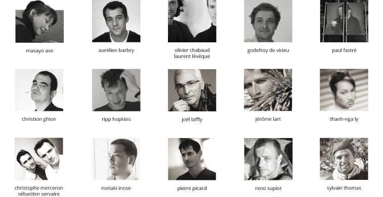 Portrait des designers